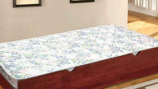 """Billy Goat"" Bunk Bed 6″ & 8″ Twin and Twin XL Trundle Mattresses"