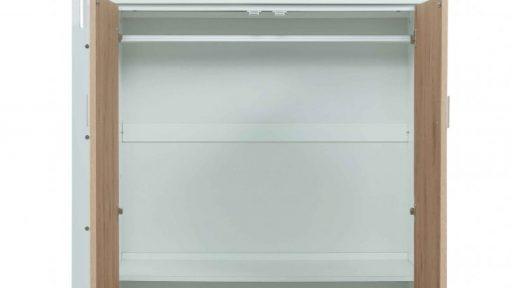 Twin loft bunk bed with desk- safe storage- kidsroom.vip