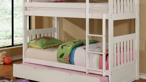 """""""Victoria Secret"""" Twin over Twin White Bunk Bed Collection – COMING END OF JULY!"""