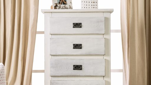 """""""Kensington Tractor"""" Farmhouse WHITE KidsRoom Furniture Collection – LOW INVENTORY!"""